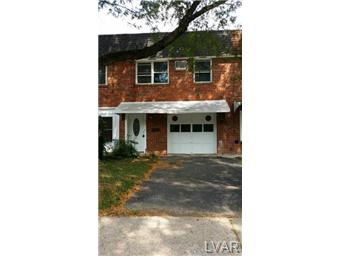 Rental Homes for Rent, ListingId:29804644, location: 693 Dixon Street Allentown 18103