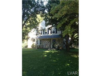 Rental Homes for Rent, ListingId:29809092, location: 1818 Jennings Street Bethlehem 18017