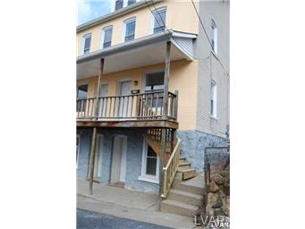 Rental Homes for Rent, ListingId:29809086, location: 658 B Shields Street Bethlehem 18015