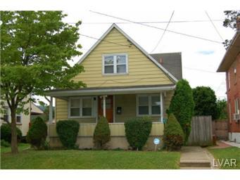 Rental Homes for Rent, ListingId:29836408, location: 132 West Federal Street Allentown 18103