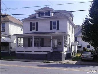 Rental Homes for Rent, ListingId:29850386, location: 108 West Patterson Street Lansford 18232