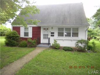 Rental Homes for Rent, ListingId:29873301, location: 1236 Lehigh Parkway Allentown 18103