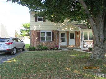Rental Homes for Rent, ListingId:29889463, location: 3101 Clifton Bethlehem 18017