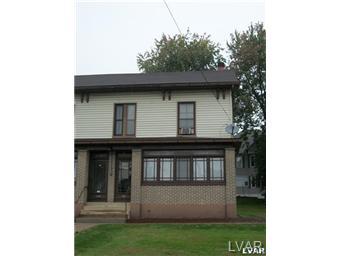 Rental Homes for Rent, ListingId:29897420, location: 208 Mauch Chunk Street Nazareth 18064