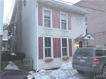 Rental Homes for Rent, ListingId:29915636, location: 238 West Rowe Street Tamaqua 18252