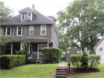 Rental Homes for Rent, ListingId:29933045, location: 501 South Greenwood Avenue Easton 18045