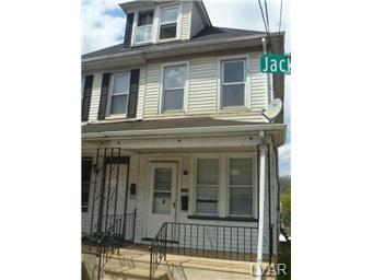 Rental Homes for Rent, ListingId:29933036, location: 1235 Jackson Street Easton 18042