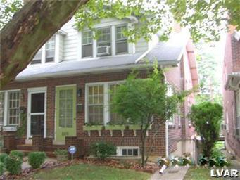 Rental Homes for Rent, ListingId:29956360, location: 2215 West Liberty Street Allentown 18104