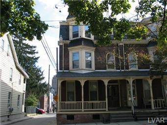 Rental Homes for Rent, ListingId:29956410, location: 926 West Gordon Allentown 18102