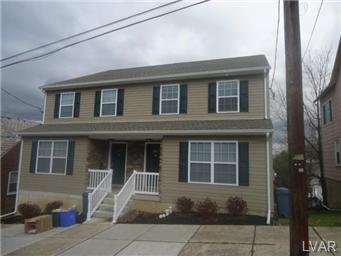 Rental Homes for Rent, ListingId:29963768, location: 709 Hillside Avenue Bethlehem 18015