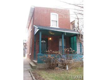 Rental Homes for Rent, ListingId:29976457, location: 752 North Lumber Street Allentown 18102