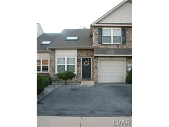 Rental Homes for Rent, ListingId:30010532, location: 5531 Stonecroft Lane Allentown 18106