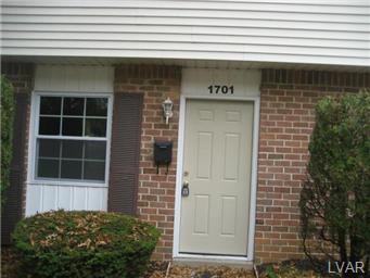 Rental Homes for Rent, ListingId:30018930, location: 1701 Hastings Road Bethlehem 18017