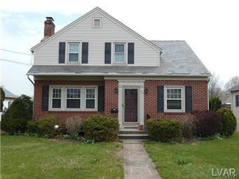 Rental Homes for Rent, ListingId:30027668, location: 132 North New Street Nazareth 18064