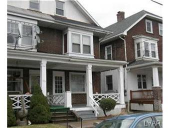 Rental Homes for Rent, ListingId:30027651, location: 714 5th Avenue Bethlehem 18018