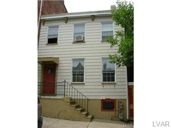 Rental Homes for Rent, ListingId:30032645, location: 41 South 6th Street Easton 18042
