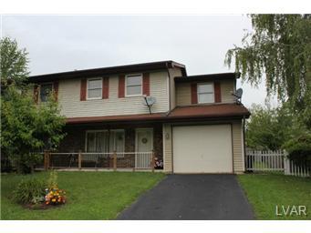Rental Homes for Rent, ListingId:30032628, location: 913 Lincoln Street Bethlehem 18017