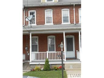 Rental Homes for Rent, ListingId:30064582, location: 47 Evergreen Street Nazareth 18064