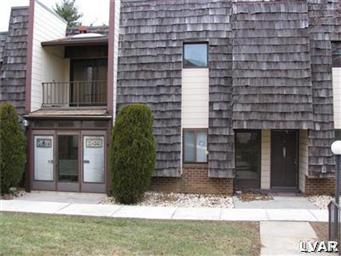 Rental Homes for Rent, ListingId:30080151, location: 977 D Village Round Allentown 18106