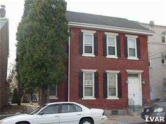 Rental Homes for Rent, ListingId:30082986, location: 34 2nd Street Catasauqua 18032