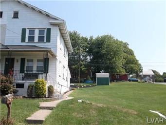 Rental Homes for Rent, ListingId:30102913, location: 1906 3rd Street Bethlehem Twp 18020