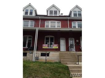 Rental Homes for Rent, ListingId:30102844, location: 1110 Catasauqua Avenue Allentown 18102