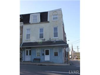 Rental Homes for Rent, ListingId:30119780, location: 625 Union Street Allentown 18101