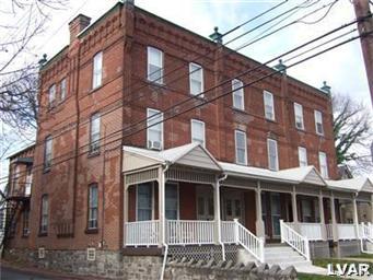Rental Homes for Rent, ListingId:30956164, location: 527 Linden Street Bethlehem 18018