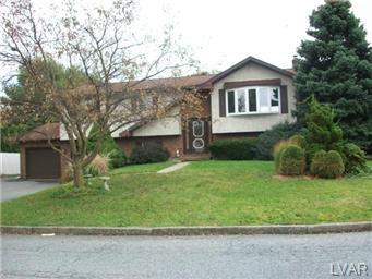Rental Homes for Rent, ListingId:30127097, location: 4290 Windswept Drive Bethlehem Twp 18020