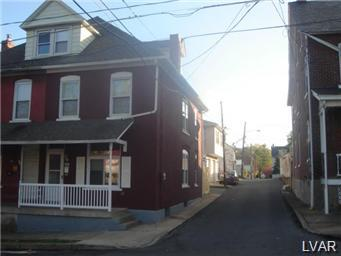 Rental Homes for Rent, ListingId:30137295, location: 816 Clewell Bethlehem 18015