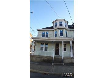 Rental Homes for Rent, ListingId:30137310, location: 900 Lehigh Street Easton 18042