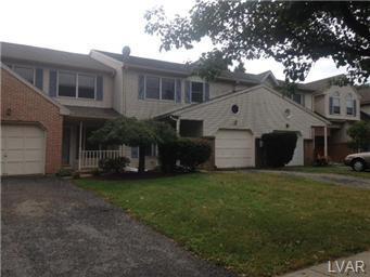 Rental Homes for Rent, ListingId:30170945, location: 5459 Jaclyn Lane Hanover Twp 18706
