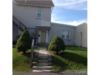 Rental Homes for Rent, ListingId:30178433, location: 435 East 10th Street Northampton 18067
