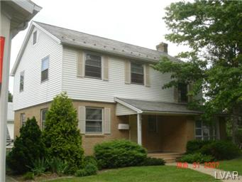 Rental Homes for Rent, ListingId:30182836, location: 2319 Albright Avenue Allentown 18104