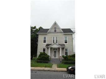 Rental Homes for Rent, ListingId:30189118, location: 742 South Filmore Street Allentown 18103
