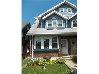 Rental Homes for Rent, ListingId:30189027, location: 613 Greene Court Bethlehem 18015