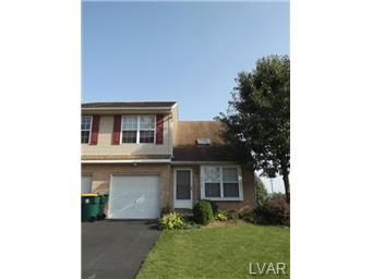 Rental Homes for Rent, ListingId:30196875, location: 2616 Anthony Court Easton 18045