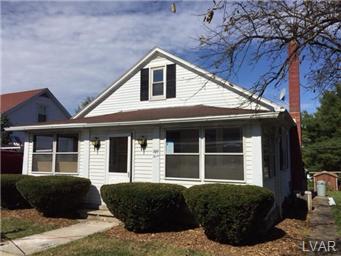 Rental Homes for Rent, ListingId:30215129, location: 53 North 3Rd Street Alburtis 18011