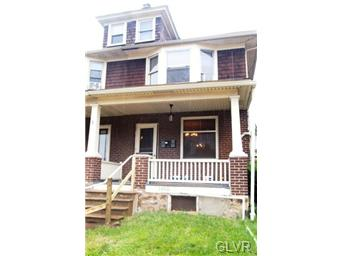 Rental Homes for Rent, ListingId:30956166, location: 1406 Easton Avenue Bethlehem 18018