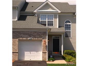 Rental Homes for Rent, ListingId:30259427, location: 129 Olympic Way Easton 18042