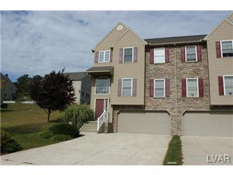 Rental Homes for Rent, ListingId:30261987, location: 61 Witman Drive Breinigsville 18031