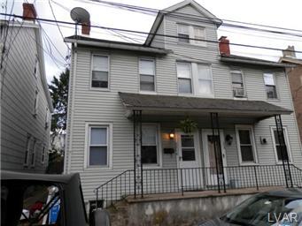 Rental Homes for Rent, ListingId:30264199, location: 236 East Union Boulevard Bethlehem 18018