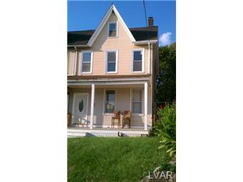 Rental Homes for Rent, ListingId:30279287, location: 1155 Wood Avenue Easton 18042