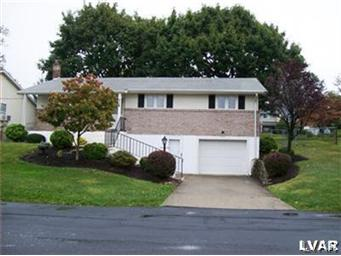 Rental Homes for Rent, ListingId:30279265, location: 924 Union Street Allentown 18109
