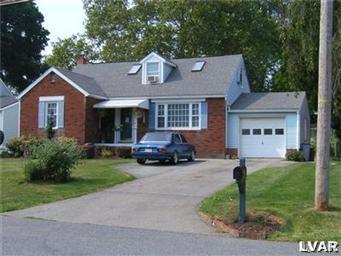 Rental Homes for Rent, ListingId:30287884, location: 2917 Liberty Street Palmer Twp 18045