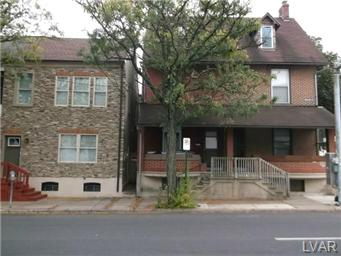 Rental Homes for Rent, ListingId:30293755, location: 846 West Walnut Street Allentown 18102