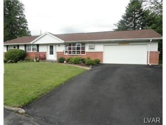 Rental Homes for Rent, ListingId:30309329, location: 1497 Laurel Lane MacUngie 18062