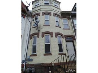 Rental Homes for Rent, ListingId:30309260, location: 1021 Butler Street Easton 18042