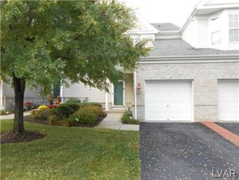 Rental Homes for Rent, ListingId:30325493, location: 116 Bethpage Terrace Easton 18042