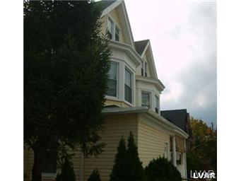 Rental Homes for Rent, ListingId:30355672, location: 1742 West Linden Street Allentown 18104